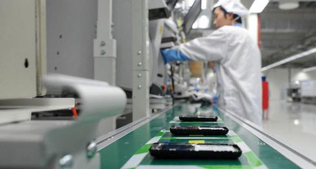 Điện thoại các loại và linh kiện dẫn đầu kim ngạch xuất khẩu sang Ấn Độ