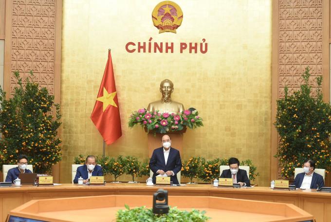 Thủ tướng đồng ý chủ trương Bộ Y tế mua vaccine COVID-19