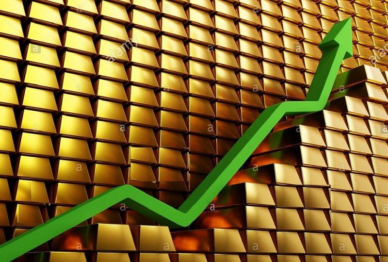 Giá vàng hôm nay 7/5: Vàng bất ngờ tăng dựng đứng