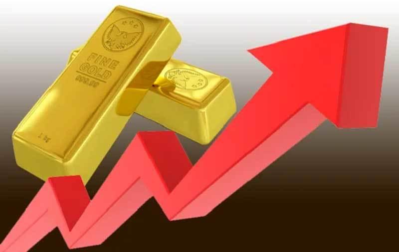 Giá vàng hôm nay 9/5: Tăng mạnh nhất trong 4 tháng vừa qua