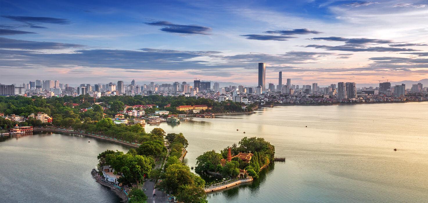 Đi tìm bản sắc văn hóa trong kiến trúc đô thị Việt Nam