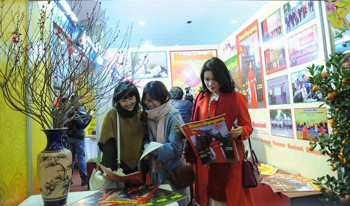 Hoãn tổ chức Hội báo Xuân Tân Sửu - Hà Nội 2021