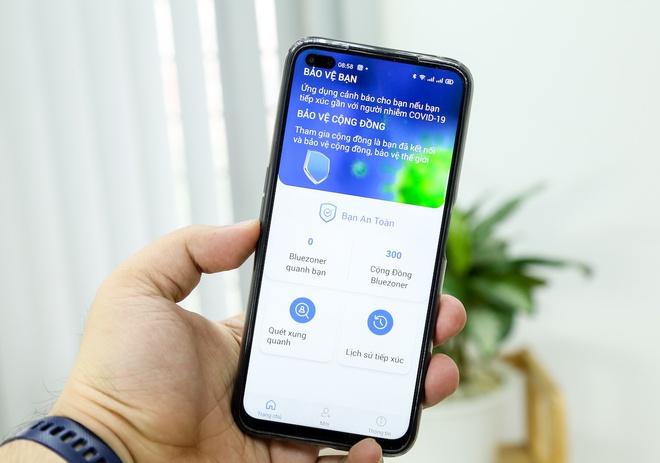 Ứng dụng truy vết Covid-19 đứng đầu bảng xếp hạng trên iOS, Android ở Việt Nam