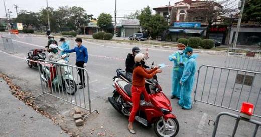 Từ 0 h ngày 3/3, Hải Dương kết thúc cách ly xã hội toàn tỉnh