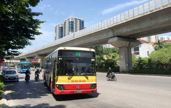 Đề xuất tổ chức hoạt động vận tải công cộng trên địa bàn TP Hà Nội