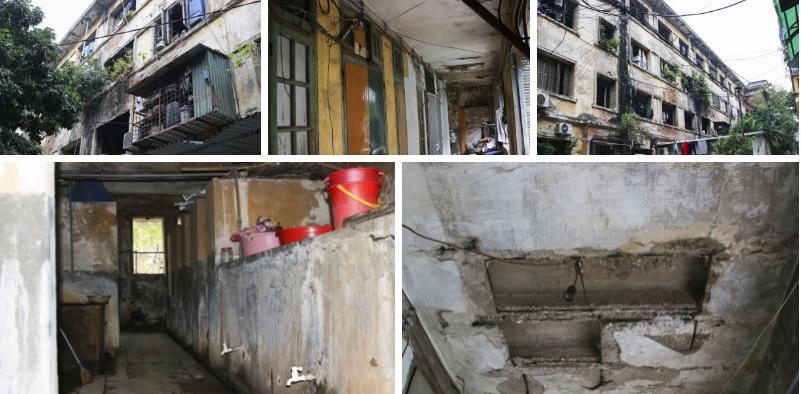 Hà Nội dự kiến chi khoảng 500 tỷ đồng để thực hiện tổng kiểm tra công tác cải tạo chung cư cũ