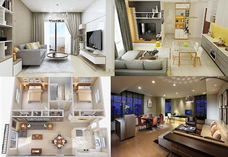Tư vấn cho người đang phân vân mua căn hộ chung cư 2 hay 3 phòng ngủ
