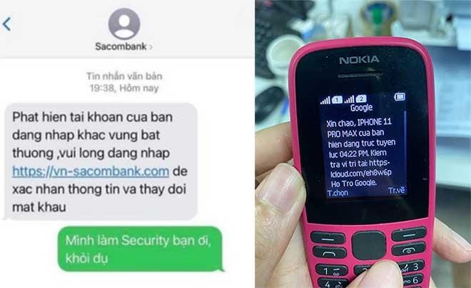 Bộ Công an cảnh báo hình thức lừa đảo mới thông qua giả mạo tin nhắn thương hiệu