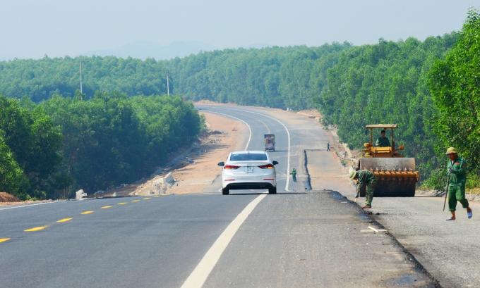 Hoàn thành 24 dự án, công trình giao thông trọng điểm trong năm 2021