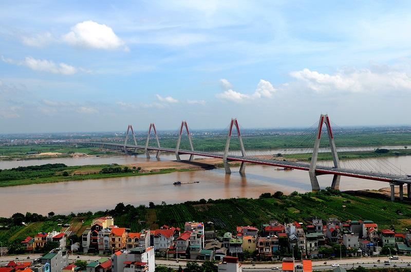 Hệ thống 18 cầu vượt sông Hồng: Những nhịp cầu mang tầm thời đại