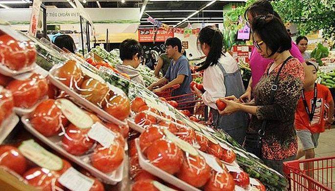Chỉ số giá tiêu dùng tháng 2/2021 tăng nhẹ