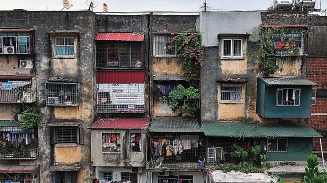 Hà Nội: Kiểm định chung cư cũ, 8 khu thuộc diện phải phá dỡ để xây dựng lại