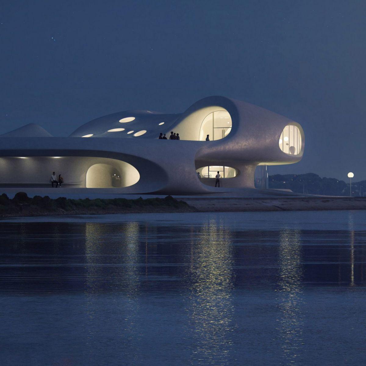 12 công trình kiến trúc thú vị được mong đợi trong năm 2021
