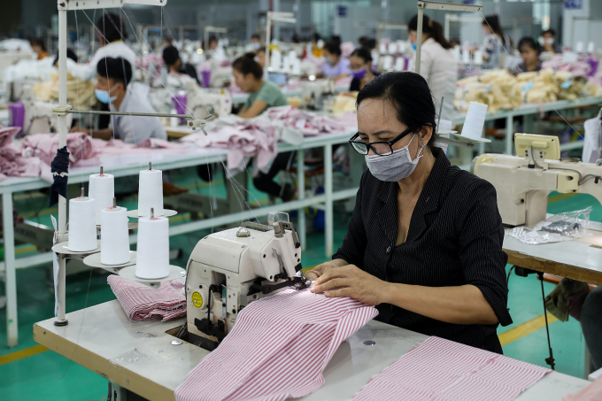 65,3% doanh nghiệp dệt may ngừng hoạt động trong tháng 9