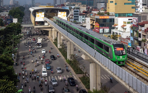 'Đường sắt Cát Linh - Hà Đông đã được chạy thử, đánh giá an toàn'