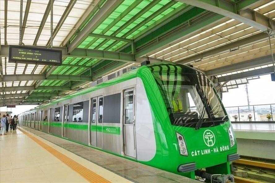 Đường sắt Cát Linh -Hà Đông: Sau Tết, người dân sẽ được đi miễn phí 15 ngày