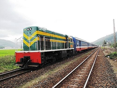 Giảm phí sử dụng hạ tầng đường sắt trong năm 2021
