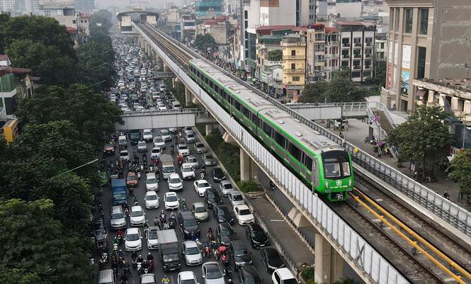 Chốt thời gian bàn giao đường sắt Cát Linh - Hà Đông cho Hà Nội chạy thương mại