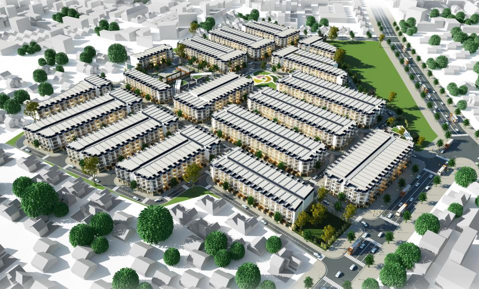 Đồng Nai: Nhà ở xã hội biến thành dự án Long Hội Central Point
