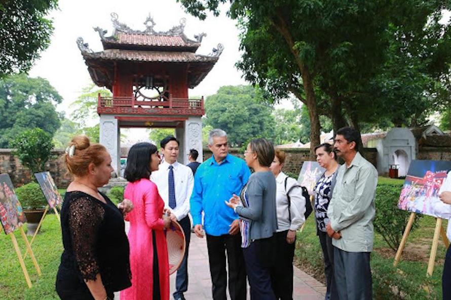 Quảng bá vẻ đẹp Hà Nội với tinh hoa văn hóa, ẩm thực và di sản