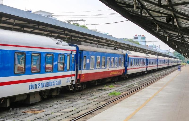 Tổng công ty Đường sắt Việt Nam (VNR) dự kiến 2 phương án tổ chức chạy tàu khách từ 1/10