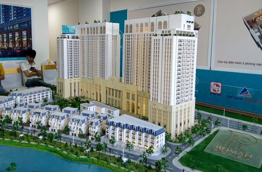 Yêu cầu công khai dự án nhà ở hình thành trong tương lai, tránh tình trạng CĐT