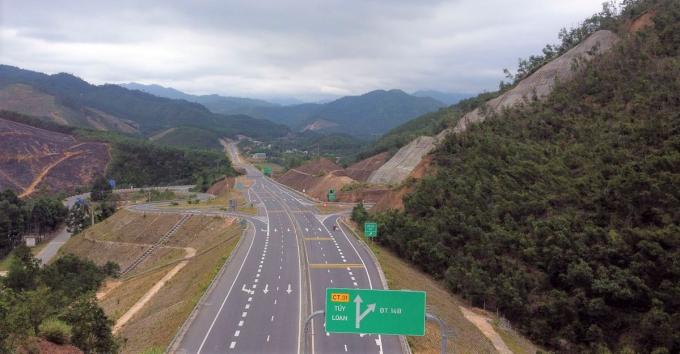 Đưa vào khai thác khoảng 1.176km đường cao tốc giai đoạn 2021 - 2025