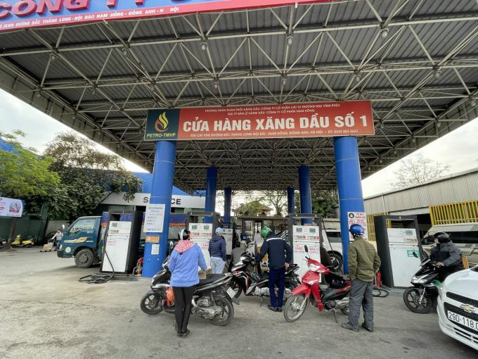 Ngày mai 26/1, giá xăng dầu nhiều khả năng tăng mạnh