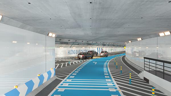 Ý tưởng hầm, cao tốc ngầm dọc sông Tô Lịch có khả thi?