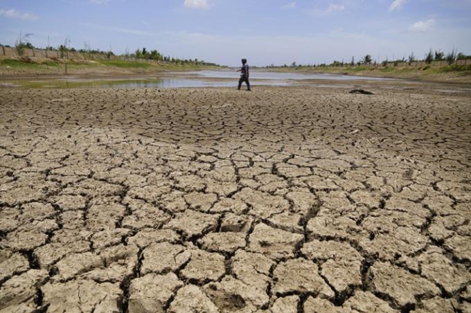 Năm 2021, tình trạng thiếu hụt nguồn nước, hạn mặn sẽ diễn ra gay gắt