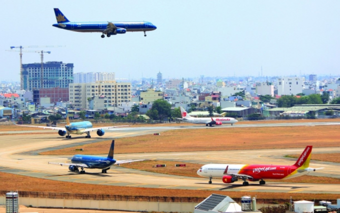 Cục Hàng không: Các hãng bay không được tự ý mở bán vé máy bay nội địa