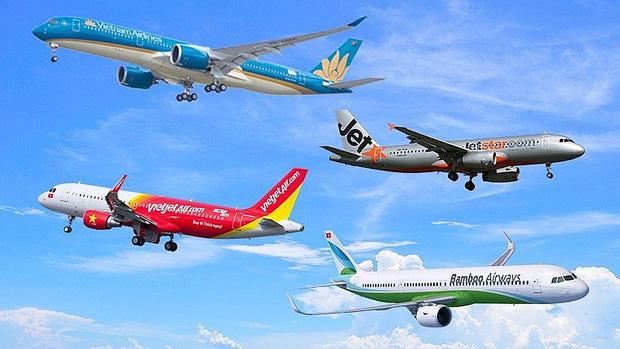 Cục Hàng không Việt Nam dự kiến khôi phục lại 385 chuyến bay khứ hồi nội địa/ngày