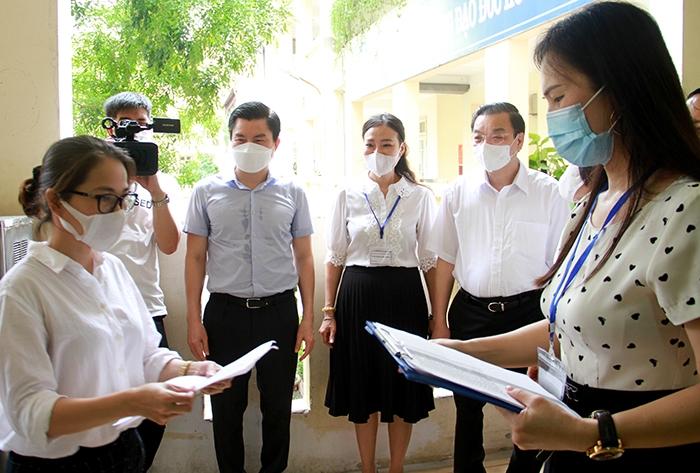 Hà Nội: Đã sẵn sàng cho kỳ thi tốt nghiệp THPT năm 2021 an toàn, chất lượng