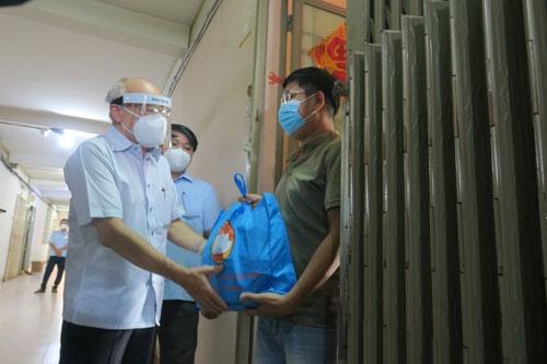 Hà Nội hỗ trợ TP.HCM 75 tỷ đồng để đảm bảo an sinh xã hội