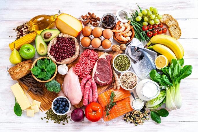 Giá thực phẩm biến động mùa dịch