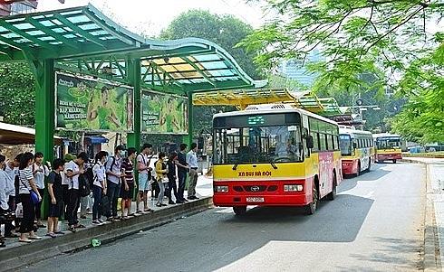 Cần sớm có các giải pháp hỗ trợ cho xe buýt