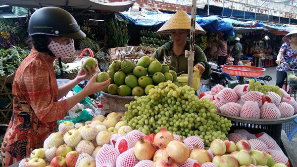 Trung Quốc tiếp tục là thị trường nhập khẩu lớn nhất của Việt Nam, kim ngạch đạt 81,3 tỷ USD, tăng 4