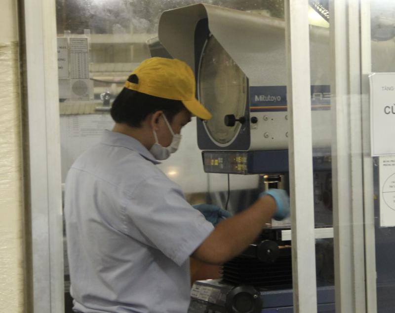 Đồng Tháp: Gần 50% doanh nghiệp sản xuất công nghiệp tái hoạt động