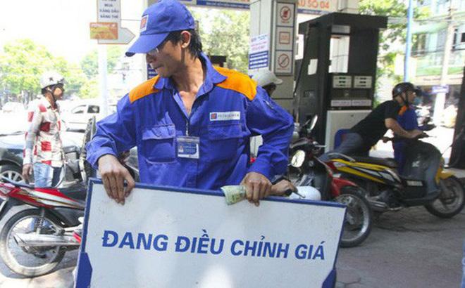 Giá xăng có thể lại tăng mạnh vào ngày 26/10