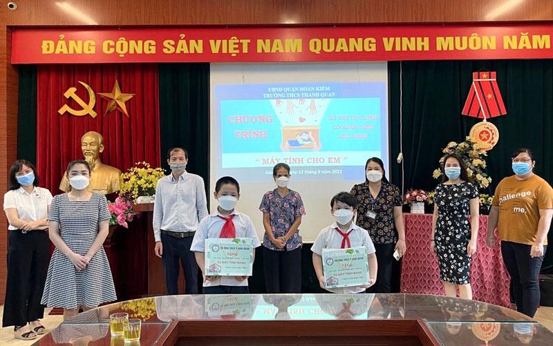 Hà Nội: 7.000 thiết bị ủng hộ chương trình