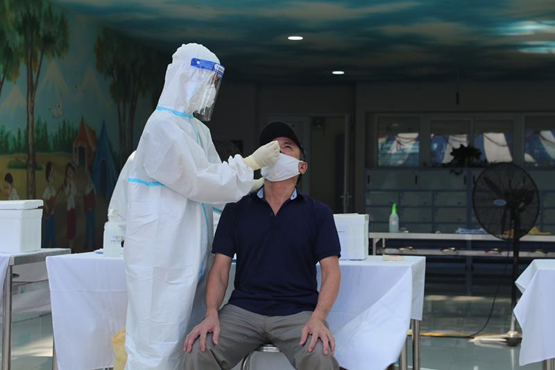 Hà Nội: Rà soát lấy mẫu xét nghiệm 100% đối tượng có triệu chứng nghi ngờ Covid-19