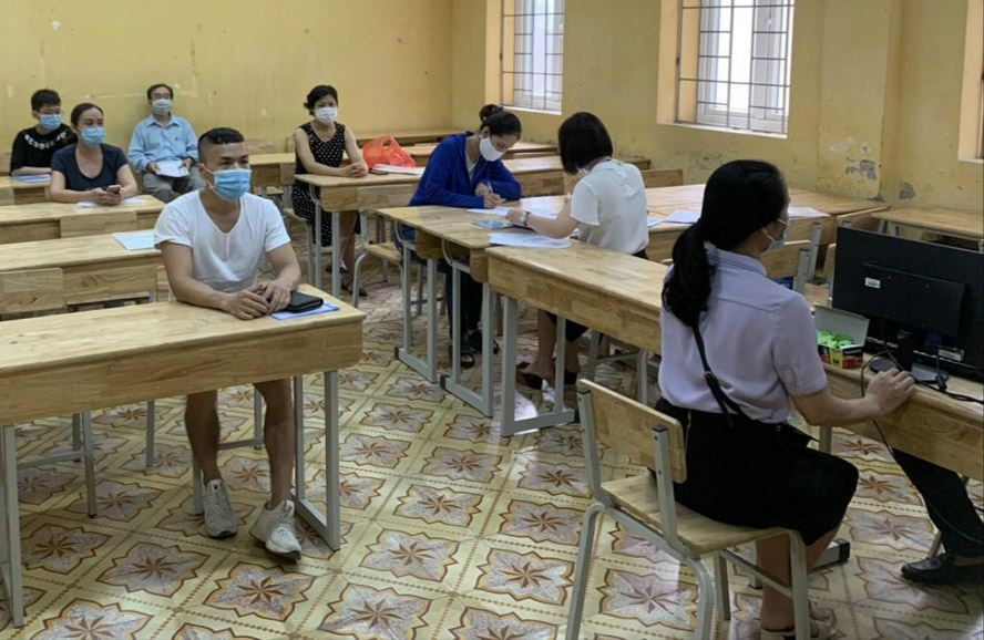 Hà Nội: Hơn 42.000 hồ sơ xác nhận nhập học lớp 10 thành công