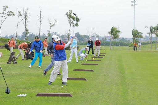 BRG Golf từ chối cung cấp dịch vụ nếu golf thủ không tuân thủ các biện pháp phòng, chống dịch