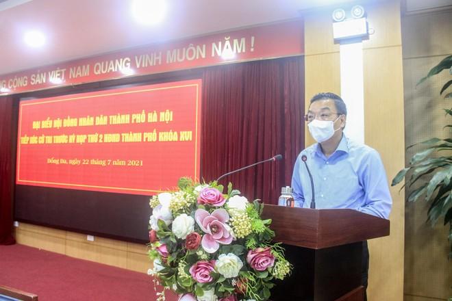 Chủ tịch Hà Nội trả lời cử tri về việc tiêm vaccine Covid-19