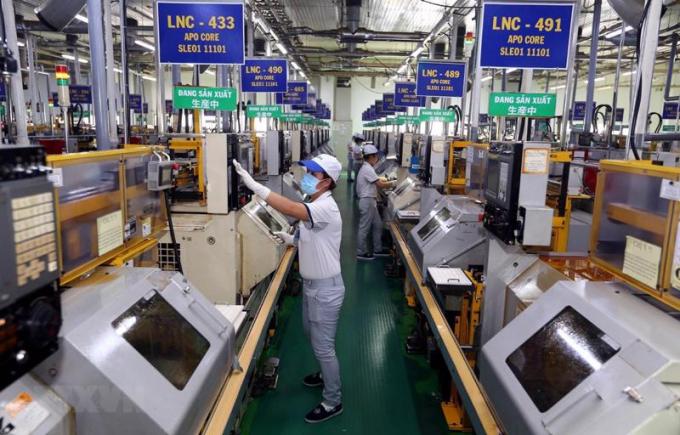 Gần 60% doanh nghiệp trong KCX - KCN tại TP. HCM đã tái sản xuất nhờ thực hiện giải pháp