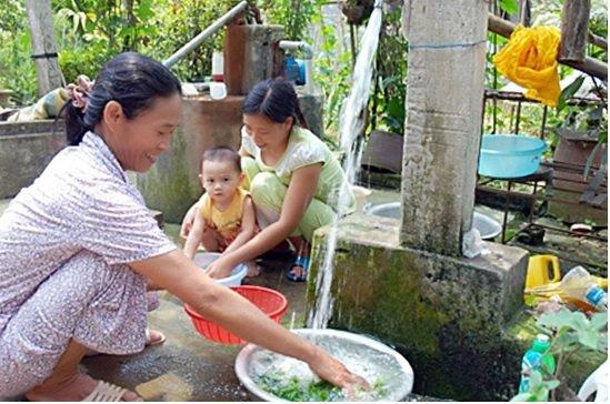 Điều chỉnh giảm giá nước sạch sinh hoạt cho người dân bị ảnh hưởng bởi dịch COVID-19