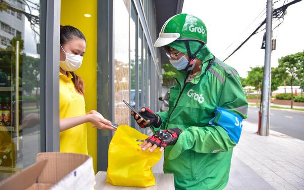 Dịch vụ đi chợ hộ GrabMart mở rộng mạng lưới tại Buôn Ma Thuột, Huế, Đà Lạt
