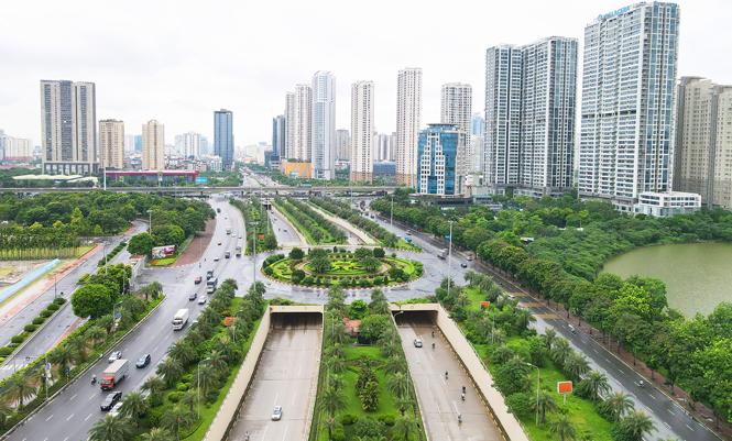 Kỷ niệm 13 năm mở rộng địa giới hành chính Thủ đô (1/8/2008- 1/8/2021): Tầm vóc mới, bản lĩnh mới
