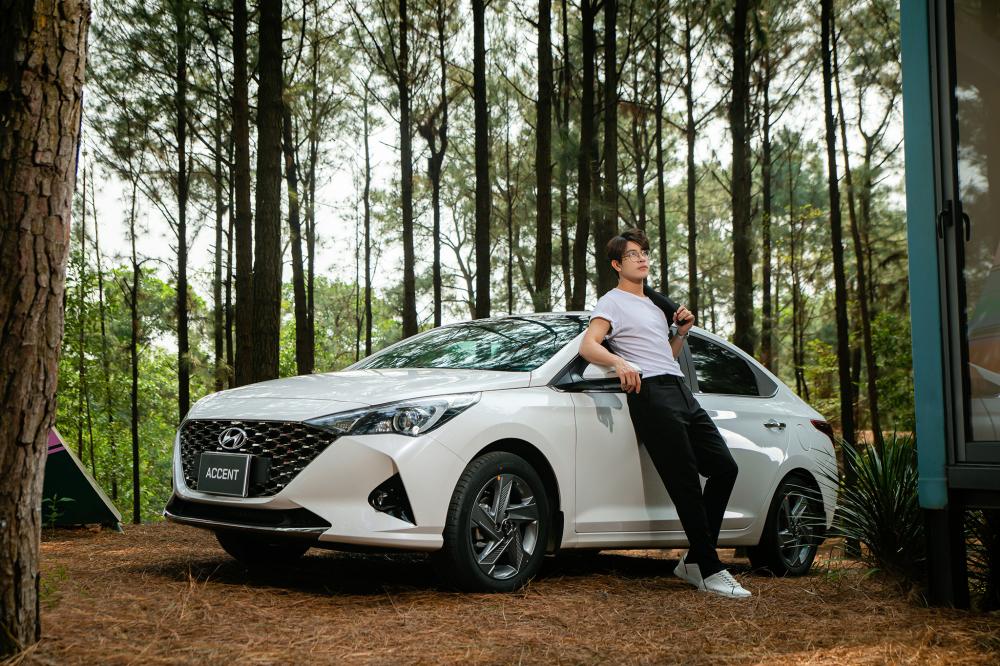 Hơn 2.100 xe Hyundai Accent được bán trong tháng 4/2021