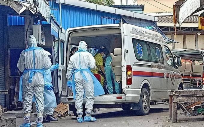 24h qua, Indonesia có 168 ca tử vong vì Covid-19, nhiều nhất trong 5 nước Đông Nam Á